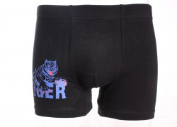 Pánske boxerky FINDROAD (H7267) - čierne veľkosť 3XL