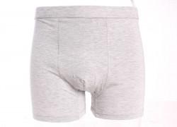 Pánske bambusové boxerky FINDROAD (H7062) - sivé veľkosť 3XL