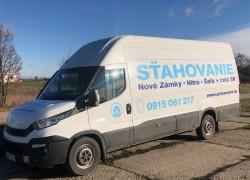 Sťahovanie celé Slovensko