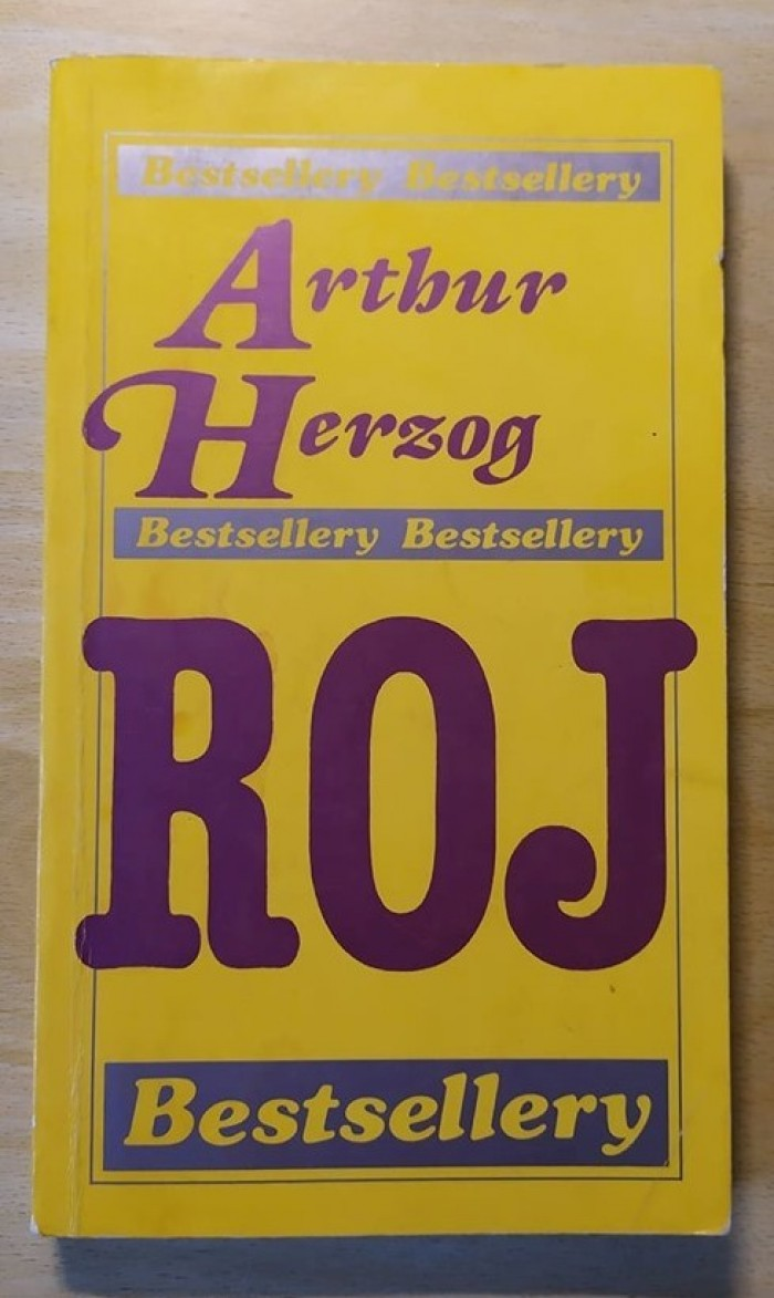 Lacno predam Arthur Herzog Roj 0,50 €