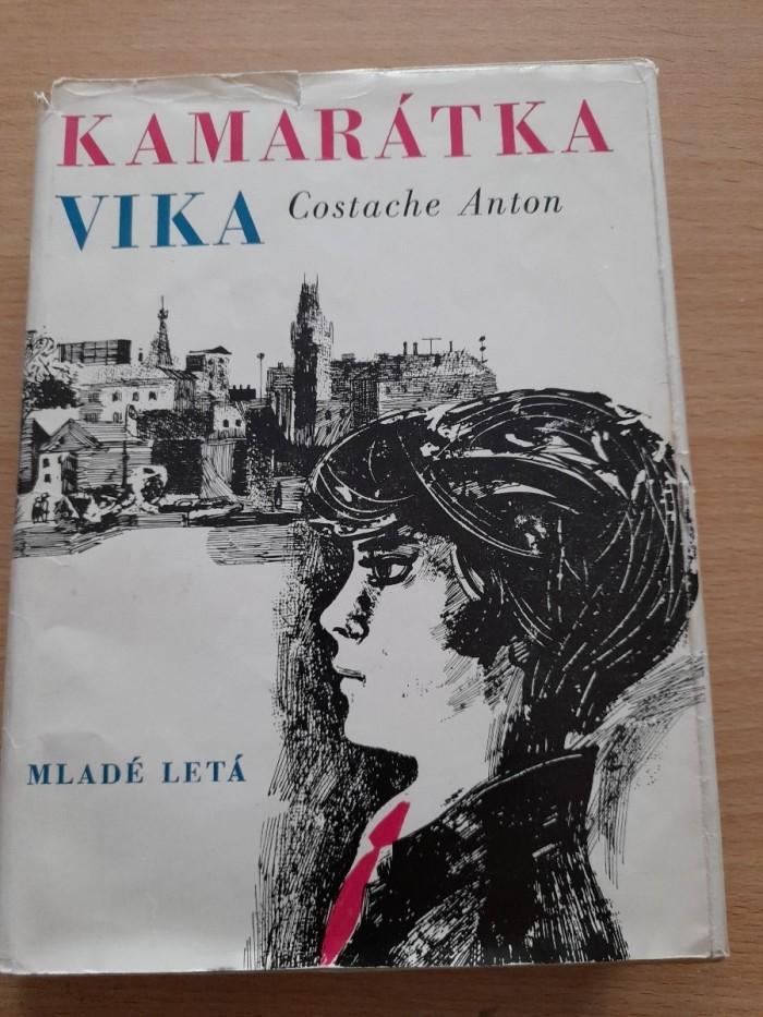 Anton Costache: Kamarátka Vika