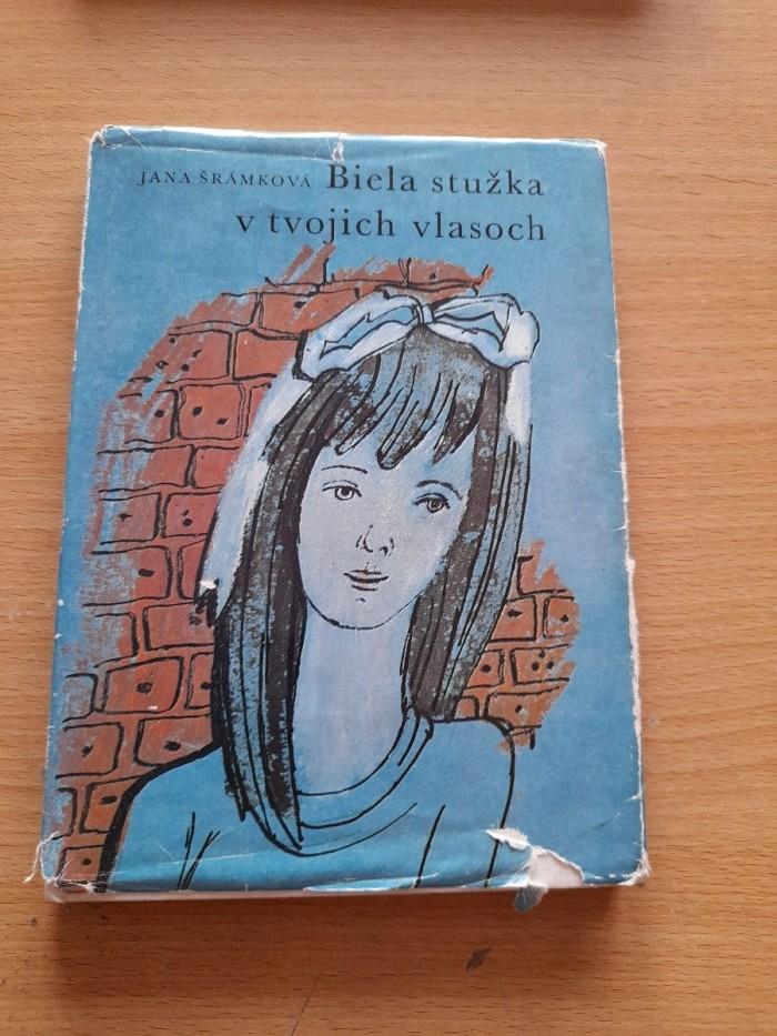 Jana Šramková: Biela stužka v tvojich vlasoch
