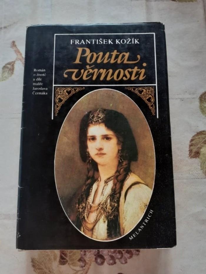 Lacno predam Frantisek Kozik Pouta vernosti (o živote a diele maliara Jaroslava Čermáka) 1,50 €