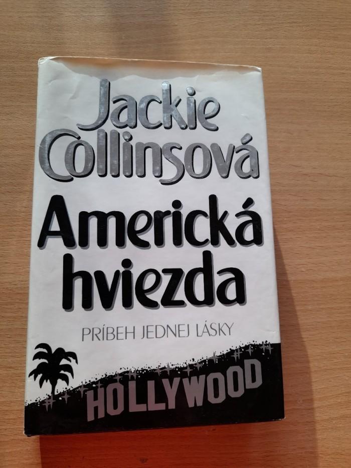 Jackie Collinsová: Americká hviezda