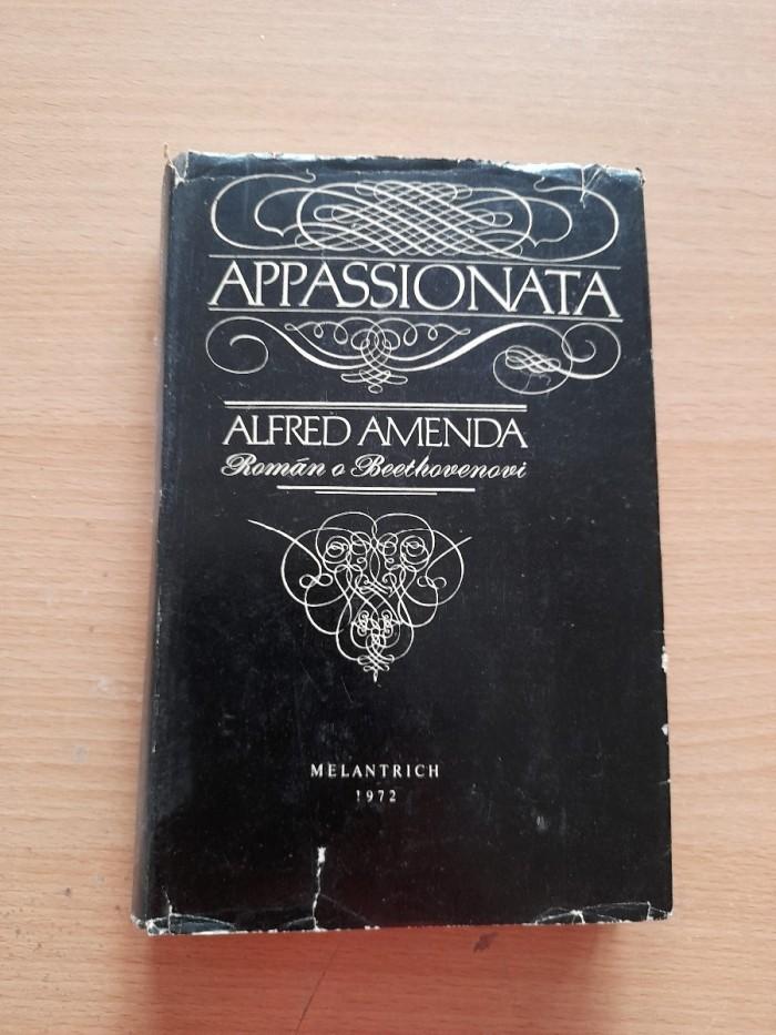 Alfred Amenda: Appassionata