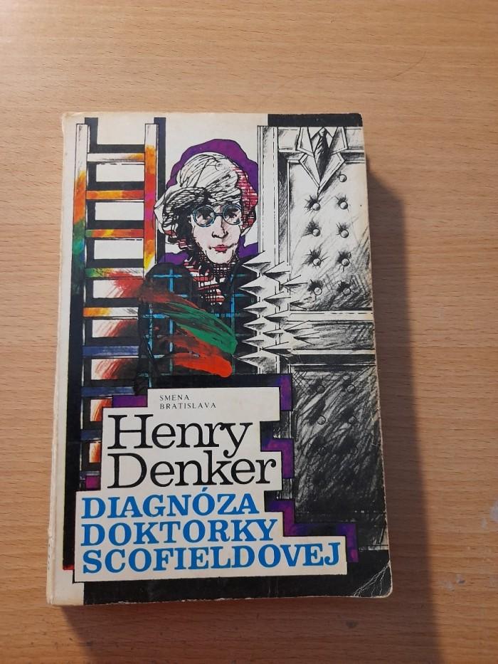 Henry Denker: Diagnóza doktorky Scofieldovej