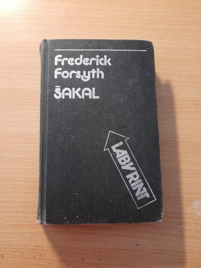 Frederick Forsyth: Šakal