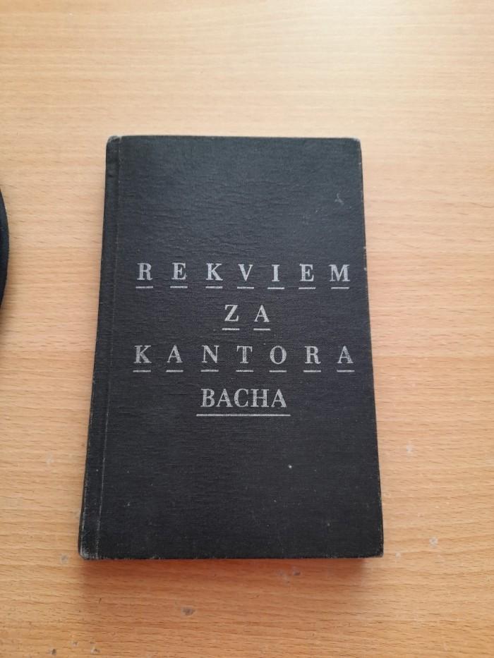 Jan Kameníček: Rekviem za kantora Bacha