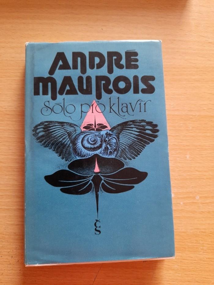 André Maurois: Sólo pre klavír