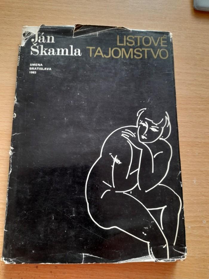 Ján Škamla: Listové tajomstvo