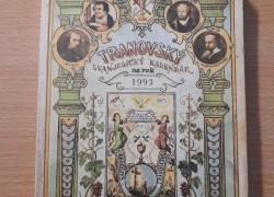 Tranovský evanjelický kalendár na rok 1993