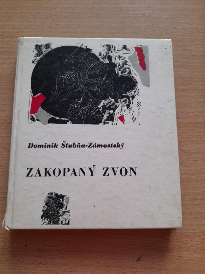 Dominik Štubňa – Zámostský: Zakopaný zvon