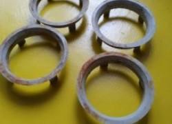 vymedzovacie krúžky alu diskov