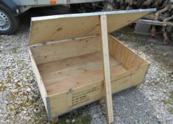 drevené prepravné boxy II.