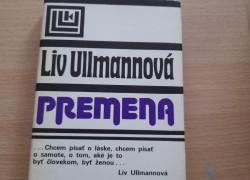 Liv Ullmannová: Premena