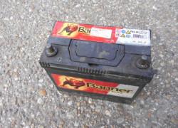Batery BANNER .3