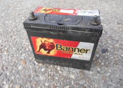 Batery BANNER .4