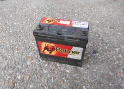 Batery BANNER .5
