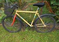 horský bicykel Rapid Fire, plne funkčný
