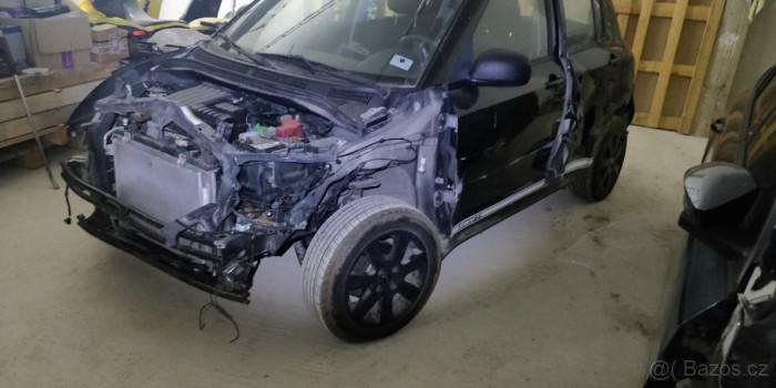 rozpredám Suzuki Swift 1.2i model 2010-16