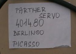 SERVO 4014.80 BERLINGO 4