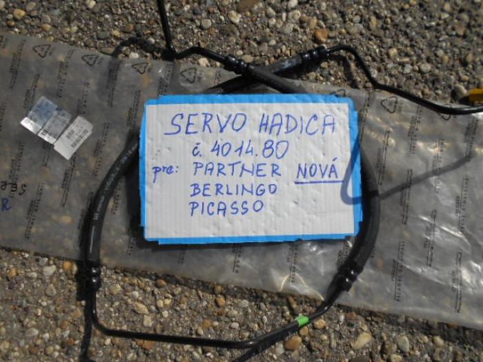 servo hadica Partner Berlingo Picasso nová
