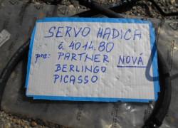 SERVO HADICA PARTNER .2