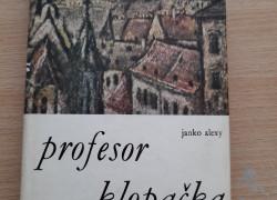 Janko Alexy: Profesor Klopačka