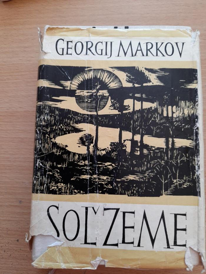 Georgij Markov: Soľ zeme