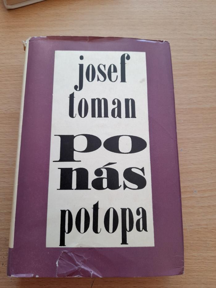 Josef Toman: Po nás potopa